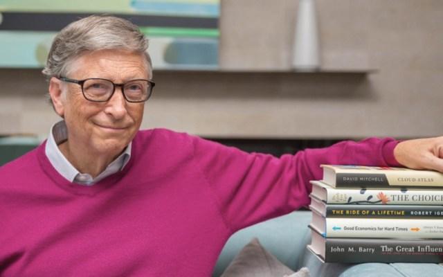 La lista de los libros y series de verano de Bill Gates - Foto de Gates Notes