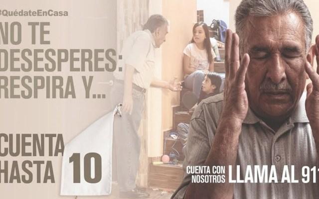 #Video Gobierno pide contar hasta diez para erradicar violencia contra la mujer - Campaña 'Cuenta hasta diez'. Foto de Conapo