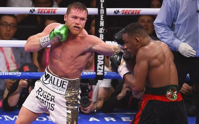 La influencia del boxeo en la celebración del 5 de mayo - Canelo Jacobs pelea box boxeo 5 de mayo