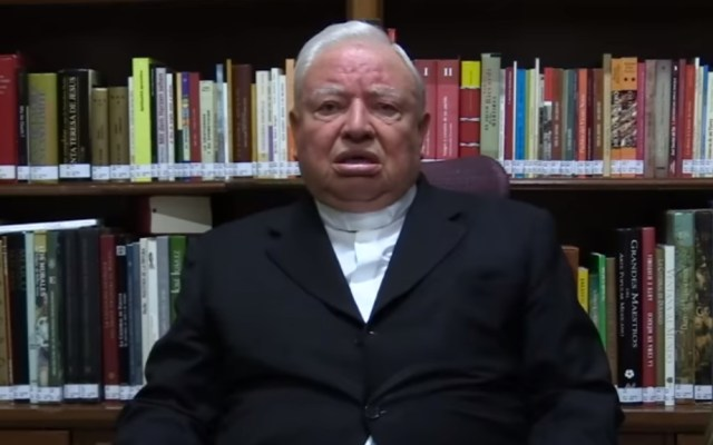 Arzobispo emérito de Guadalajara reprocha cierre de templos - Cardenal Juan Sandoval Iñiguez iglesias