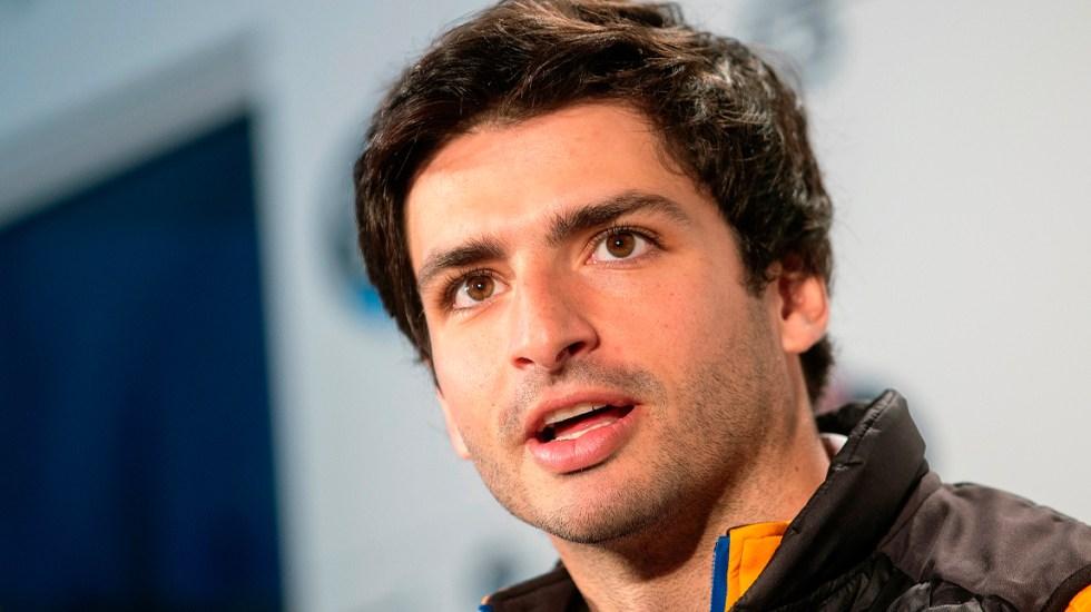 Carlos Sainz nuevo piloto de Ferrari; Daniel Ricciardo lo sustituirá en McLaren - Carlos Sainz nuevo piloto de Ferrari