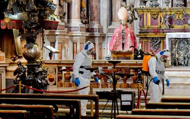OMS pone a España e Italia como ejemplos en la lucha contra el COVID-19 - Foto de EFE