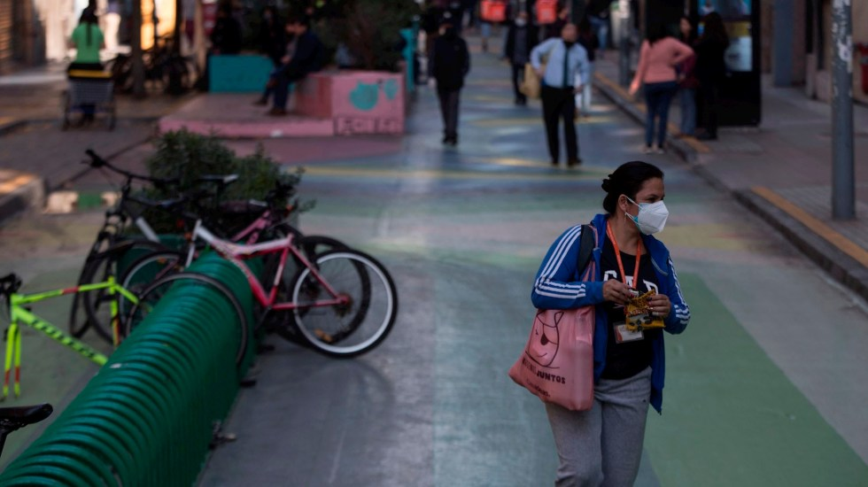 Santiago de Chile regresa a la cuarentena total por aumento de COVID-19 - Chile muertos coronavirus COVID-19