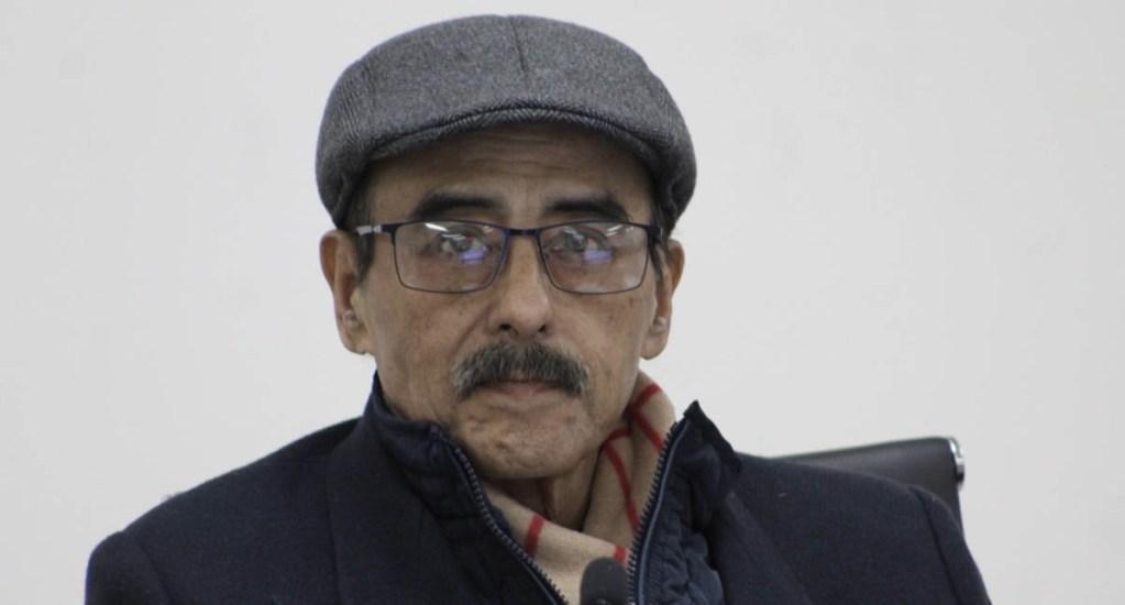 Murió el consejero presidente del Instituto Estatal Electoral de Baja California - Clemente Custodio Ramos Mendoza, consejero presidente del Instituto Estatal Electoral (IEE) de Baja California