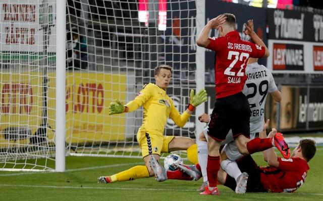 Con histórico gol de Havertz, Leverkusen vence a Friburgo en Bundesliga - Con un gol, el Leverkusen le ganó al Friburgo en la Bundesliga. Foto de EFE