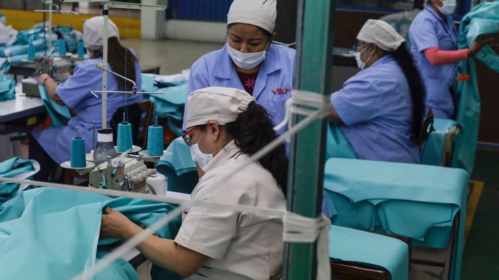 Aseguran cámaras industriales de México estar preparadas para posible rebrote de COVID-19 - concamin reapertura actividades coronavirus COVID-19