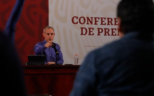 Juez rechaza suspender conferencias de López-Gatell sobre COVID-19 - conferencia López-Gatell coronavirus COVID-19