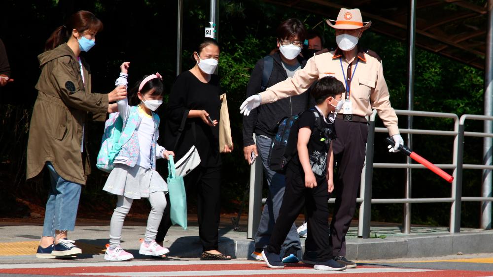 Corea del Sur endurece cuarentena en Seúl por nuevo brote de coronavirus