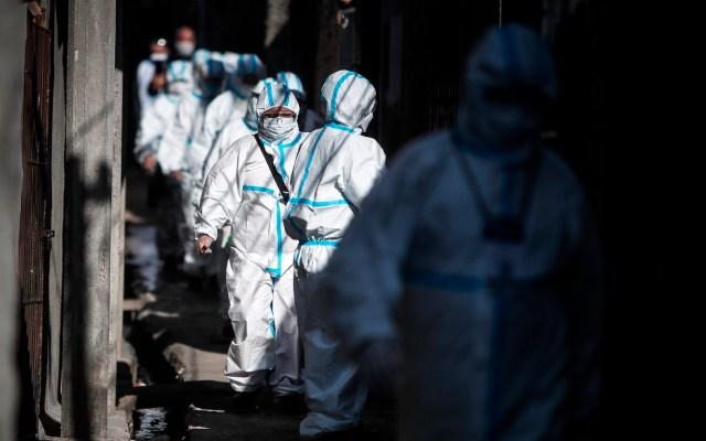 Viróloga advierte que la humanidad está en la punta del iceberg del COVID-19 - Foto de EFE
