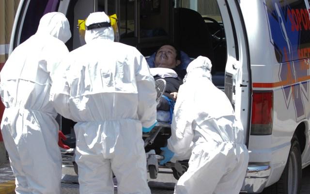 Remdesivir no está autorizado para su uso generalizado, advierte López-Gatell - COVID-19 coronavirus México Hospital Médicos epidemia 2
