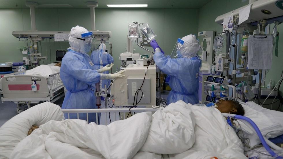 Síntomas inusuales posiblemente provocados por el COVID-19 - Cuidado de paciente con COVID-19 en hospital de Wuhan, China