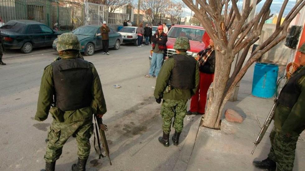 Detienen a presunto autor intelectual de masacre de Villas de Salvárcar - Detienen a presunto autor intelectual de masacre en Ciudad Juárez