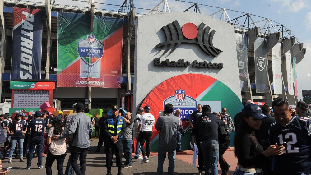 Suspende NFL partidos de temporada regular en Londres y México para 2020 - Foto de Mexsport