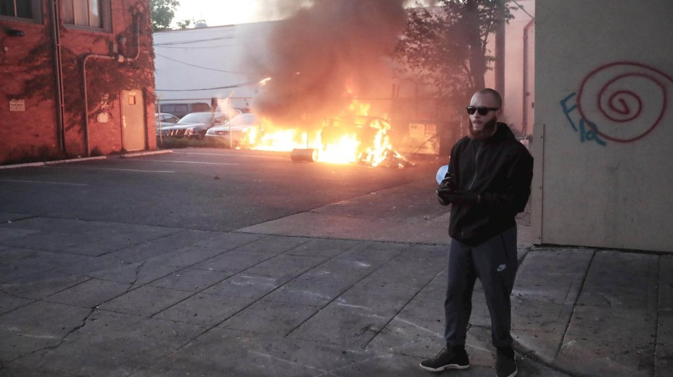 Protestas por George Floyd se extienden a otras ciudades de EE.UU. - Estados Unidos George Floyd protestas