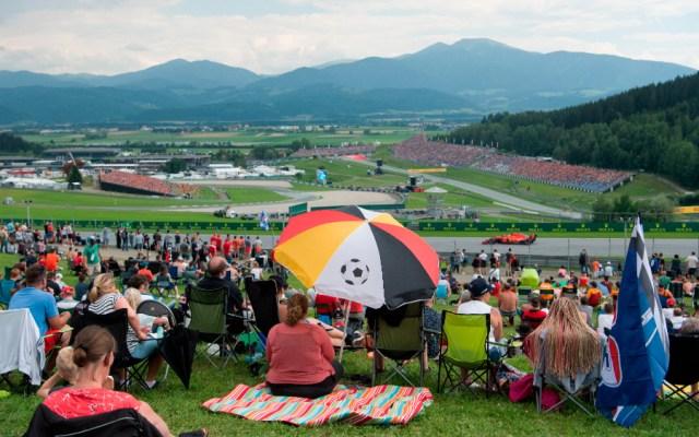F1 planea comenzar temporada en Austria con dos carreras sin público - Foto de EFE