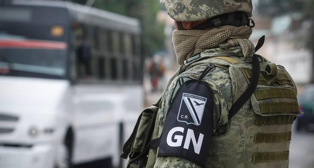 Denuncian activistas que Guardia Nacional funciona como sucursal del Ejército - Guardia Nacional en Jalisco