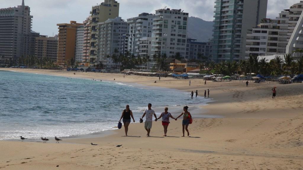 En México no hay playas privadas, asegura Secretaría de Turismo - Guerrero Acapulco playas estados