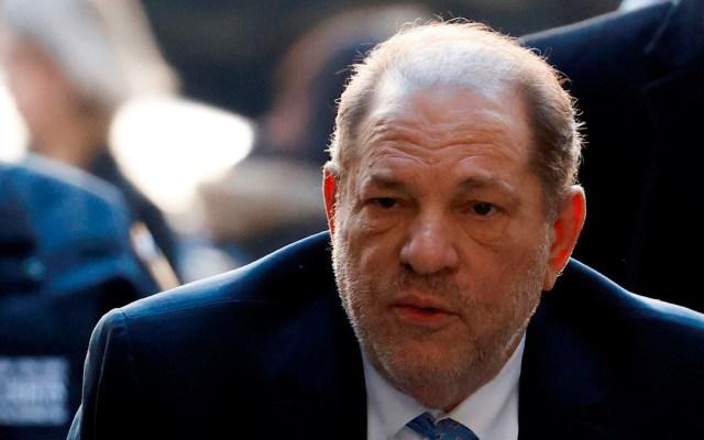 Acusan a Harvey Weinstein de cuatro nuevos delitos sexuales - Harvey Weinstein