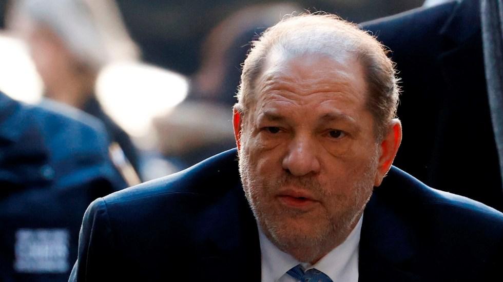 Harvey Weinstein se declara inocente por agresión sexual a cinco mujeres - Harvey Weinstein