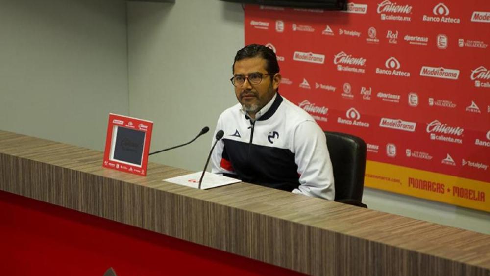 Héctor Lara deja la Dirección Deportiva de Monarcas Morelia - Foto de Monarcas Morelia