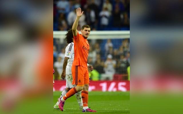 Iker Casillas asegura que regresará al Real Madrid - Iker Casillas, exportero del Real Madrid, recordó este sábado el último encuentro que disputó en el conjunto blancoIker Casillas, exportero del Real Madrid, recordó este sábado el último encuentro que disputó en el conjunto blanco