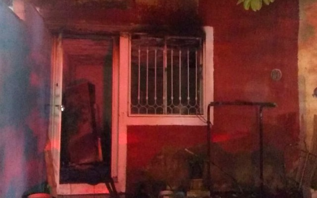 Mueren dos mujeres y tres niños durante incendio en casa de Tlajomulco de Zúñiga, Jalisco - incendio Tlajomulco