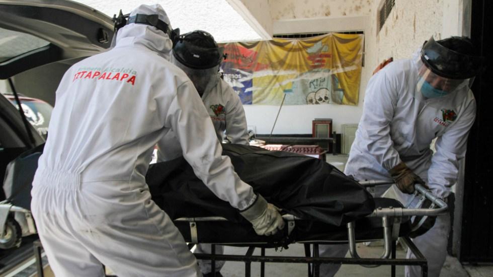 Hay un exceso de mortalidad del 55% en 20 estados: Secretaría de Salud - Foto de Notimex