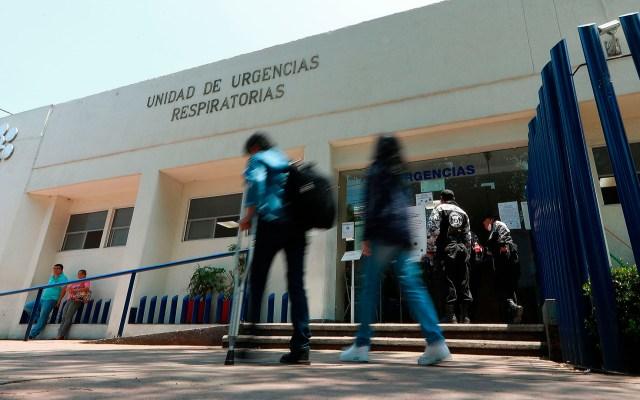 Trabajadores de la Salud inician paro activo por 'abandono' de autoridades; convocan a megamovilización el 1 de julio - INER coronavirus COVID-19