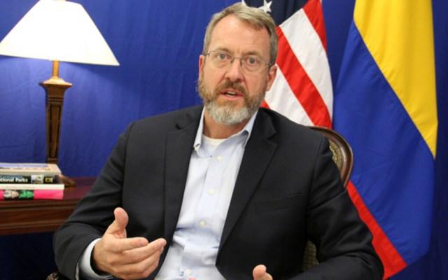 Trump nomina a James Story como embajador de EE.UU. en Venezuela - James Broward Story. Foto de NTN24