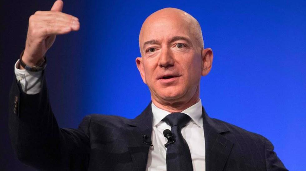 Congreso de Estados Unidos llama a declarar a Jeff Bezos por posible prácticas monopólicas - Jeff Bezos tendrá que declarar ante las denuncias aparecidas en la prensa de que la empresa utilizó datos de terceros que venden en su plataforma en beneficio propiov