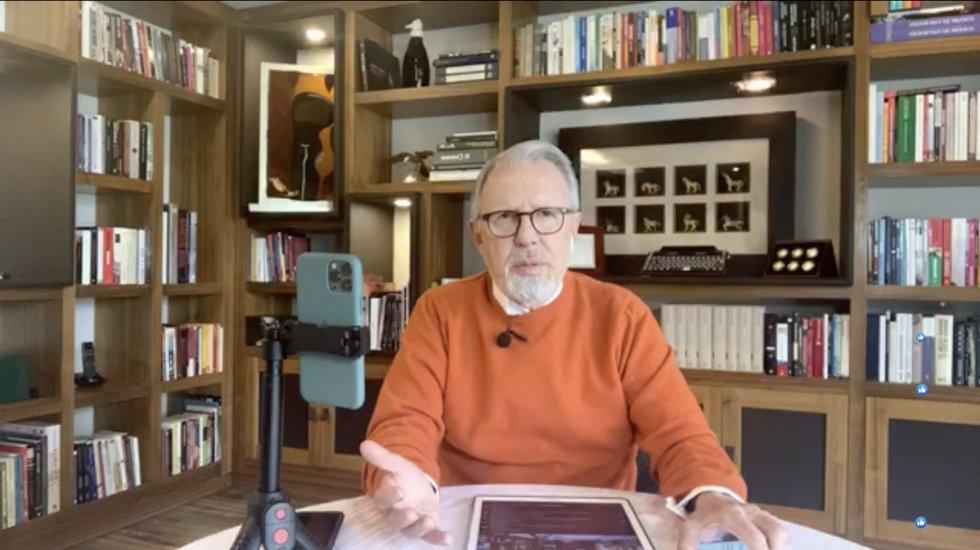 Más gasolina al fuego que viene; en vivo con Joaquín López-Dóriga