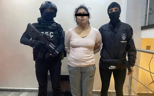 Vinculan a proceso a 'La Princesa de Tláhuac', hija de 'El Ojos' - Foto de Twitter SSC