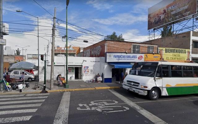 Las movilizaciones para este viernes en la Ciudad de México - Lechería Liconsa, ubicada en avenida Observatorio 302,