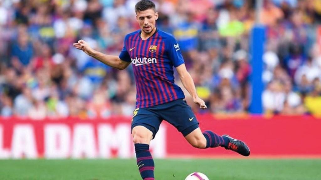 Lenglet acepta que podría salir del Barcelona - Foto de FCB Noticias