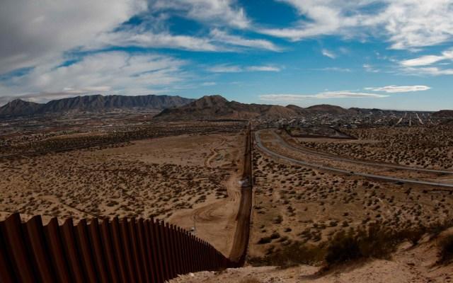 Trump aprovecha pandemia para acelerar construcción del muro, denuncian ONGs - Límite entre México y Estados Unidos