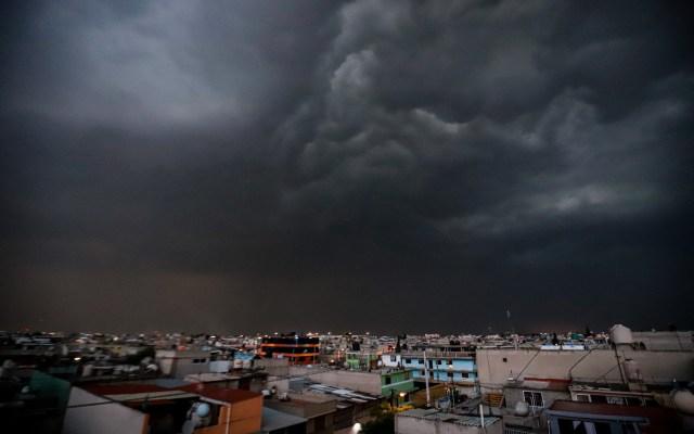 Activan alerta amarilla por lluvias en siete alcaldías de la Ciudad de México - Foto de Notimex