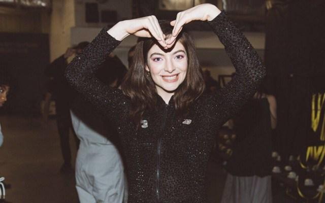 Lorde reaparece y anuncia nueva música - Lorde artista música