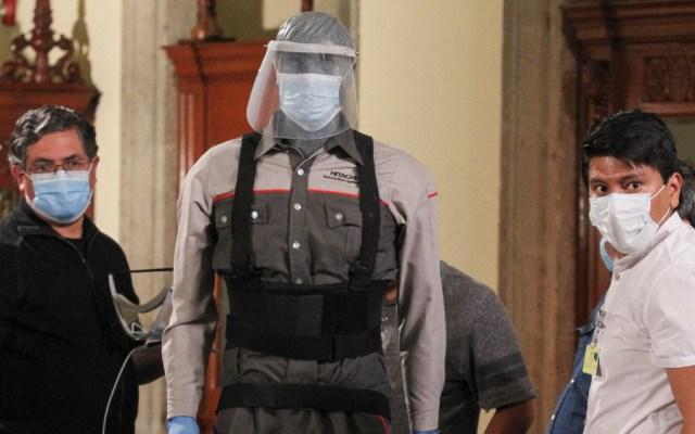 IMSS detalla medidas sanitarias en centros de trabajo - Foto de Notimex