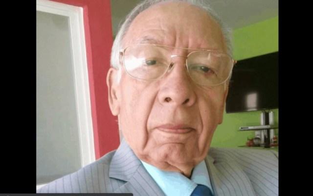 Murió el periodista Mario Andrés Campa - Foto de El Universal