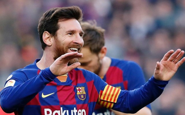 Messi se plantea cumplir contrato con el Barcelona, confirma su padre - Leo Messi. Foto de @leomessi