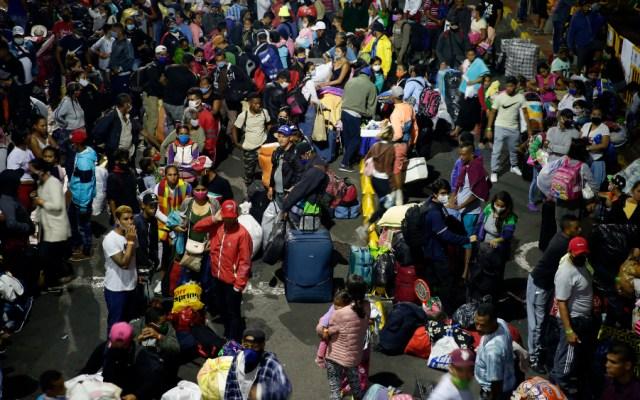ONU teme aumento de trata de personas por la crisis del COVID-19 - Foto de EFE