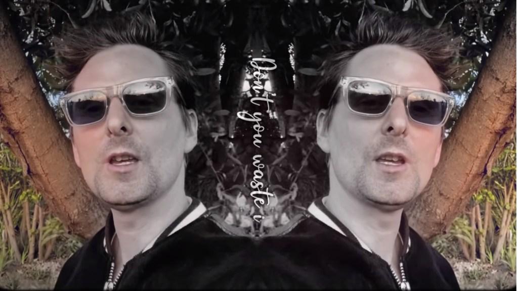 Matt Bellamy de Muse lanza nuevo tema en solitario - Muse Matt Bellamy