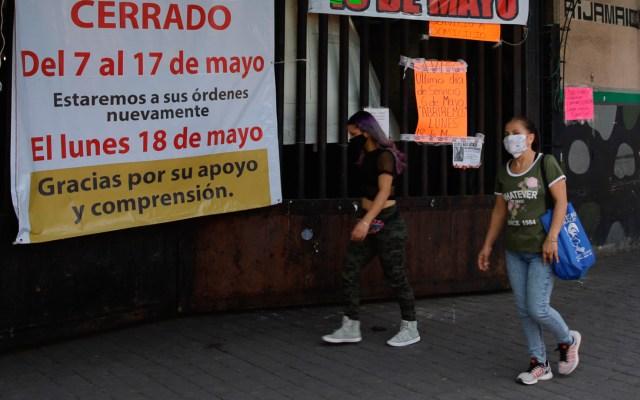 México inicia reactivación en algunas regiones pese a repunte de casos de COVID-19 - normalidad México coronavirus COVID-19