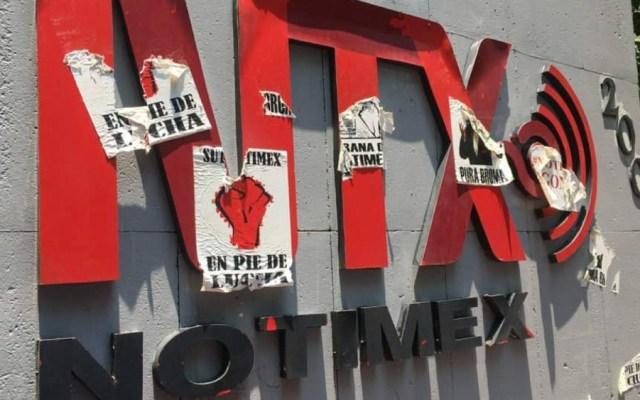 Sanjuana Martínez no tiene intención de dialogar para resolver huelga en Notimex: secretaria del SUTNotimex - Foto de @sutnotimex