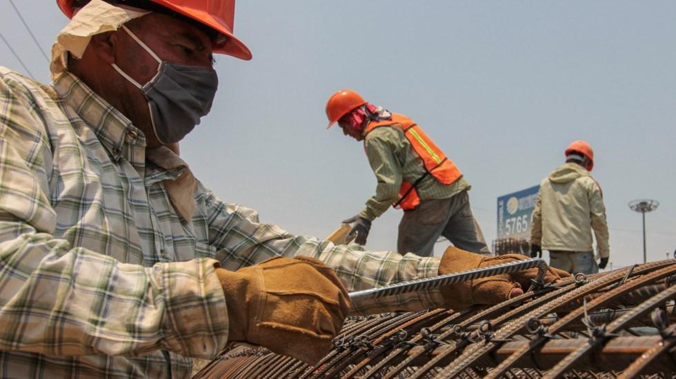 PIB en México logra aumento durante el tercer trimestre del año; se ubica en 12.1 por ciento - Reactivación de la industria constructora