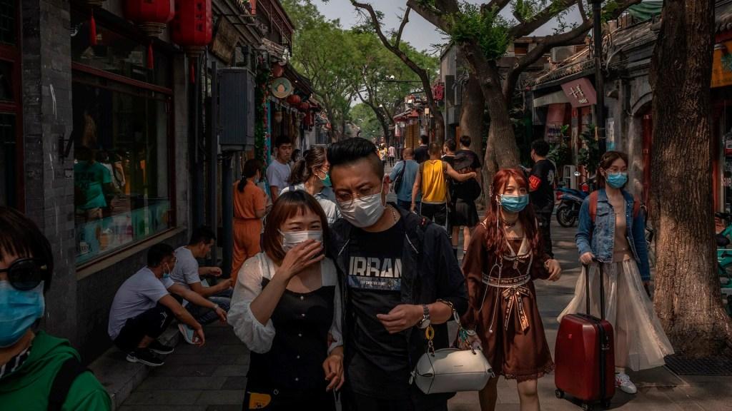 OMS pide a China participar en investigaciones sobre origen del COVID-19 - OMS China coronavirus COVID-19