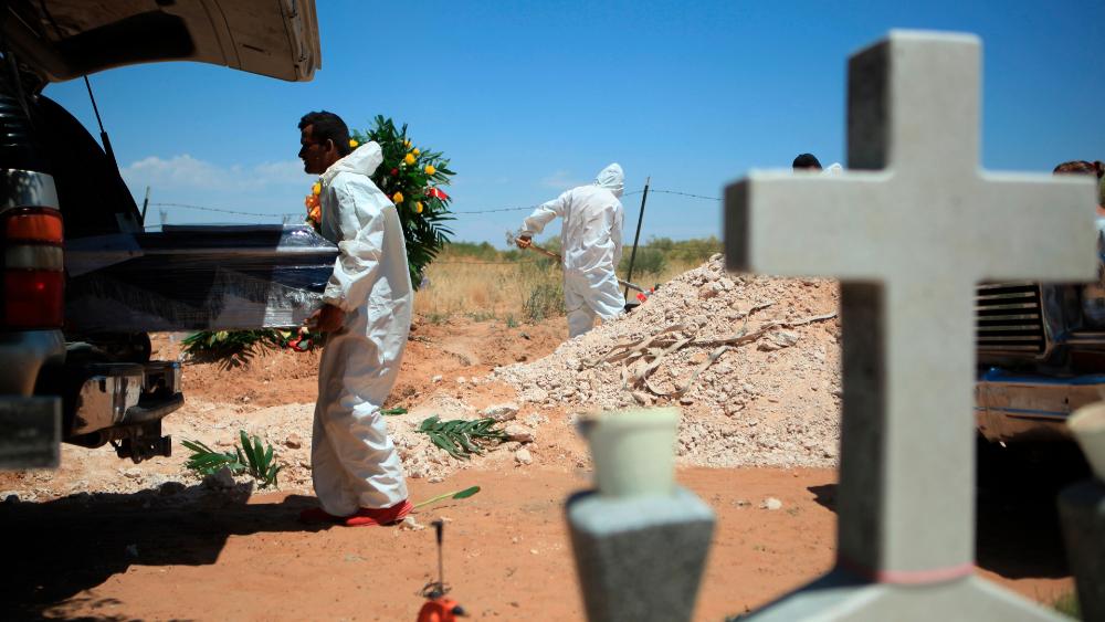 Muertes por COVID-19 superan el millón en todo el mundo. Noticias en tiempo real