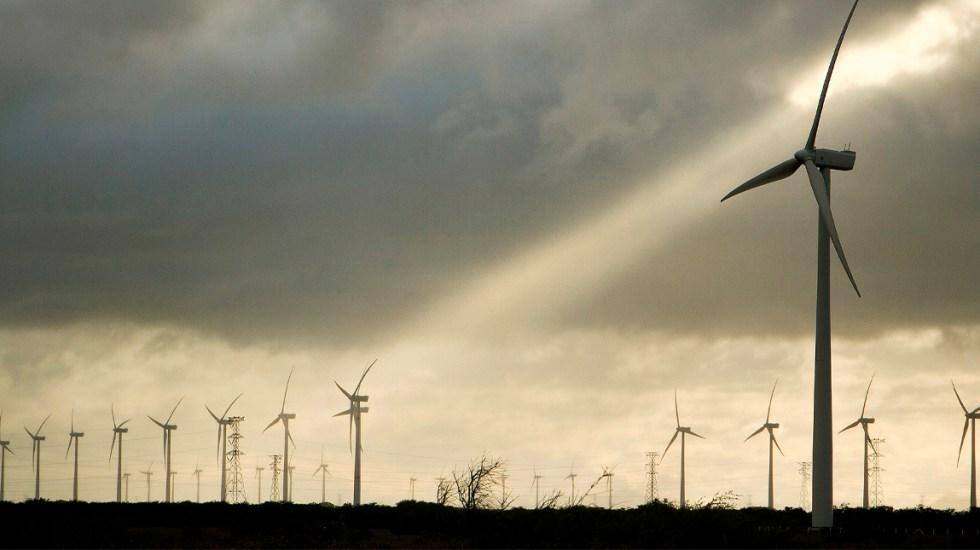 Nueva política energética de México creará choques con socios comerciales, coinciden expertos - Parque eólico en el estado de Oaxaca
