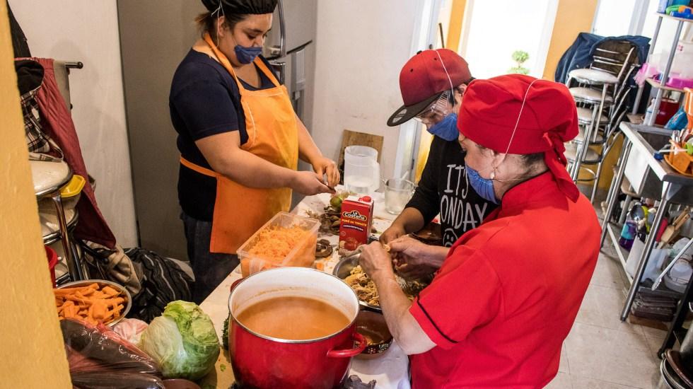 Se han aprobado 2 mil 412 créditos para trabajadoras del hogar e independientes - Foto de Notimex