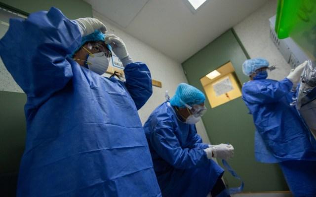 Otorgarán condecoración Miguel Hidalgo a personal de salud que atiende emergencia sanitaria por COVID-19 - Foto de Notimex